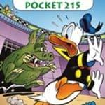 Donald Duck pocket 215 - Omweg door de ruimte