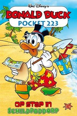 223 - Donald Duck pocket - Op stap in Schildpaddorp