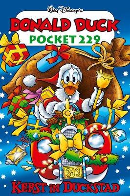 229 - Donald Duck pocket - Kerst in Duckstad