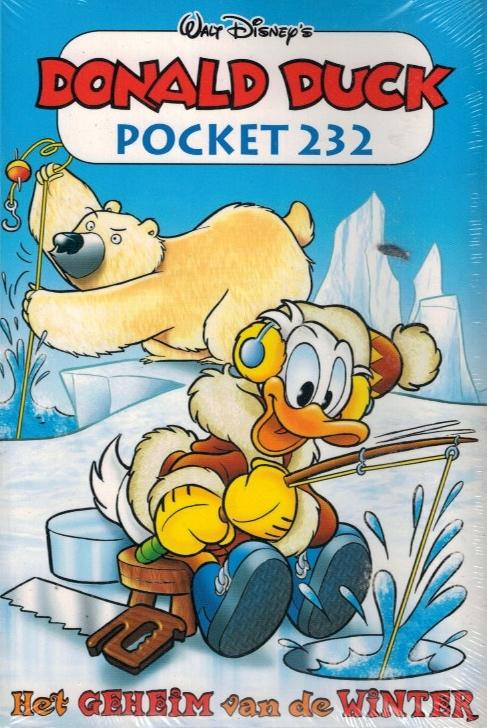 232 - Donald Duck pocket - Het geheim van de winter