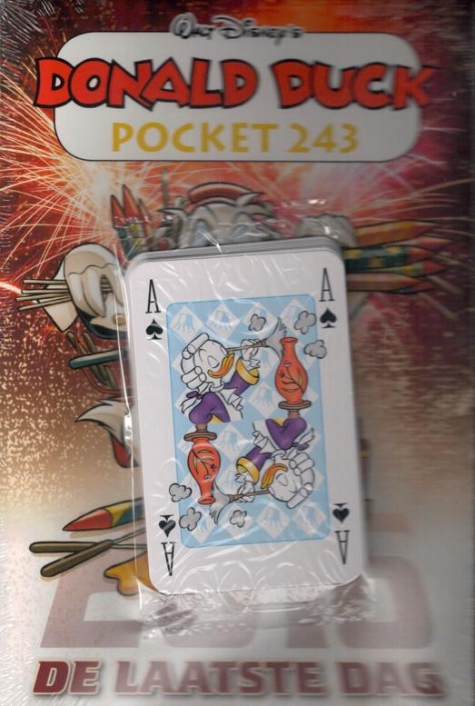 243.Donald Duck pocket - De laatste dag