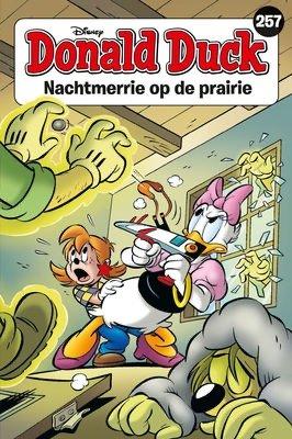 257 - Donald Duck pocket - Nachtmerrie op de prairie