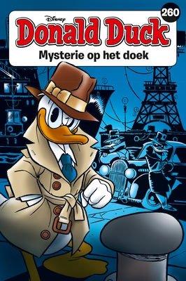 260 - Donald Duck pocket - Het mysterie op het doek