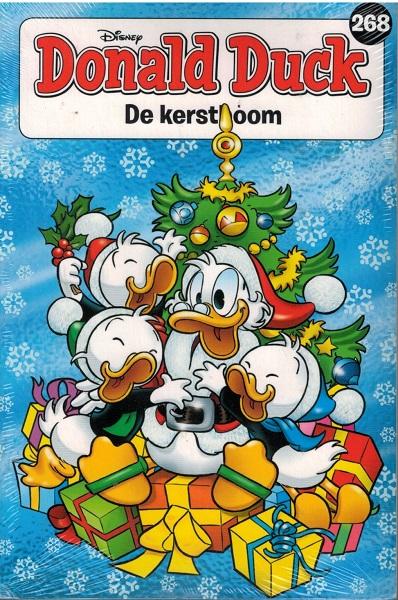 268 - Donald Duck pocket - De kerstboom