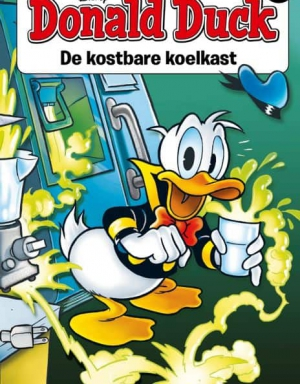 Donald Duck pocket 272 - De kostbare koelkast