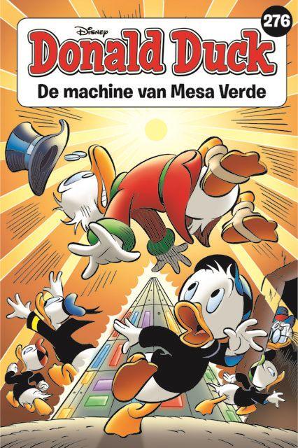 Donald Duck pocket 276 - De machine van Mesa Verde
