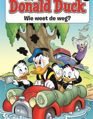 Donald Duck pocket 277 - Wie weet de weg?
