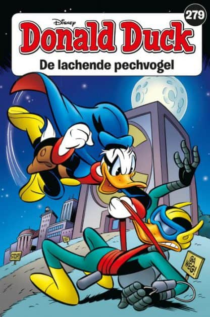 Donald Duck pocket 279 - De lachende pechvogel