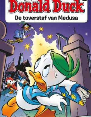 Donald Duck pocket 280- De toverstaf van Medusa