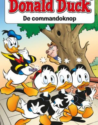 Donald Duck pocket 283 - De commandoknop