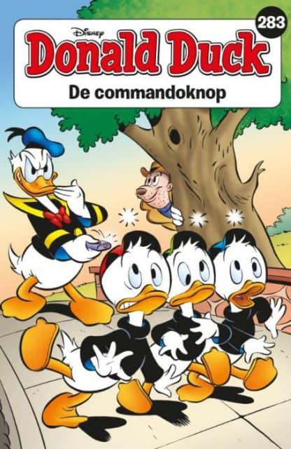 Donald Duck pocket 283 - De commandoknop