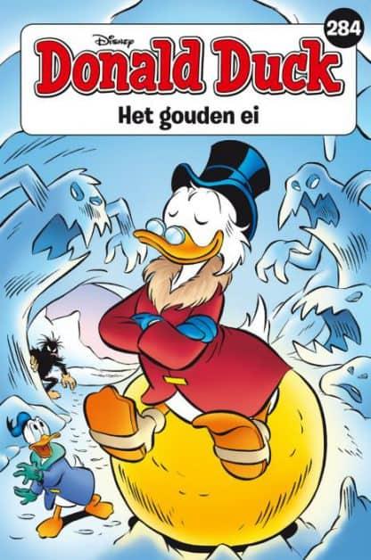 Donald Duck pocket 284 - Het gouden ei