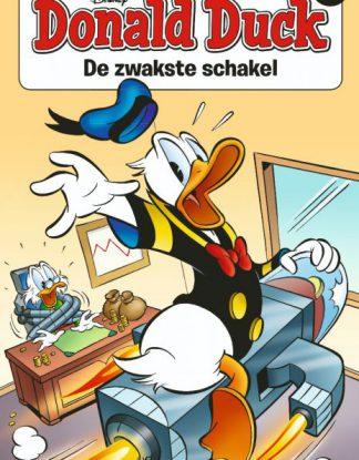 Donald Duck pocket 285 - De zwakste schakel