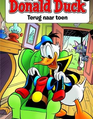 289 - Donald Duck pocket - Terug naar toen
