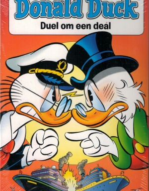 291 - Donald Duck pocket - Duel om een deal