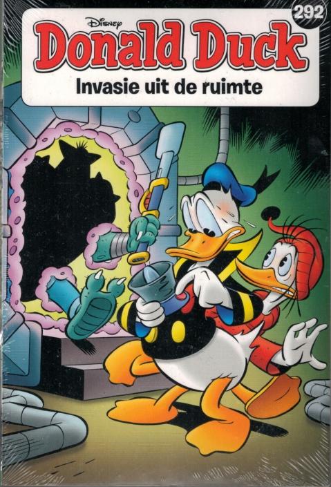 292 - Donald Duck pocket - Invasie uit de ruimte