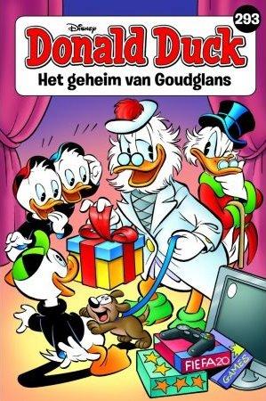 293 - Donald Duck pocket - Het geheim van Goudglans
