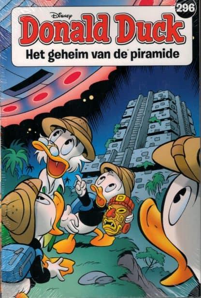Donald Duck pocket 296 - Het geheim van de piramide