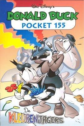 155 - Donald Duck pocket - De kleurenjagers
