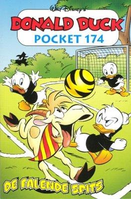 174 - Donald Duck pocket - De falende spits