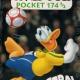 174.1/2.Donald Duck pocket - Voetbalkoorts