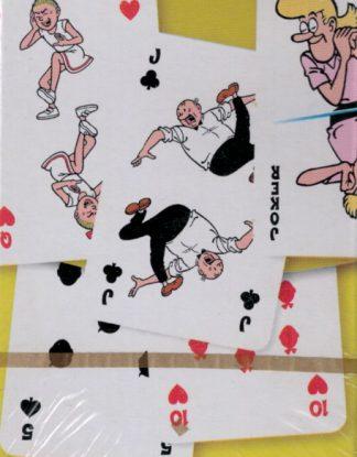 Suske en Wiske speelkaarten