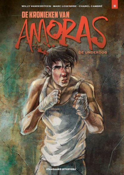 Suske en Wiske - 06 - De kronieken van Amoras - De underdog