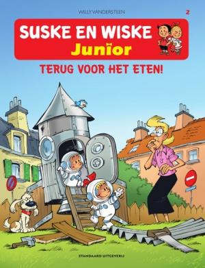 2.Suske en Wiske Junior - Terug voor het eten!