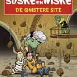 Suske en Wiske - De sinistere site - 2020 - Kortverhalen