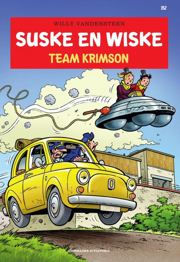Suske en Wiske - Team Krimson - Deel 352 - 2020