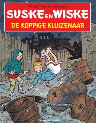 Suske en Wiske - De koppige kluizenaar - Luxe - 2020