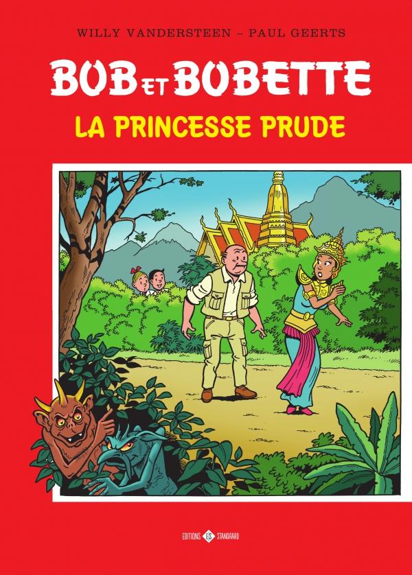 Bob et Bobette - La princesse prude - Paul Geerts - 2020 - Suske en Wiske - Frans