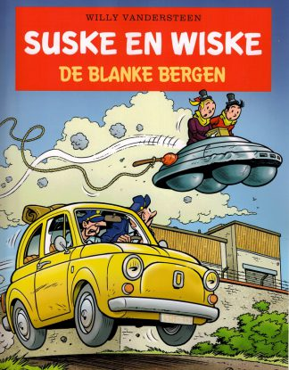 Suske en Wiske - De blanke bergen (Team Krimson)- 2020