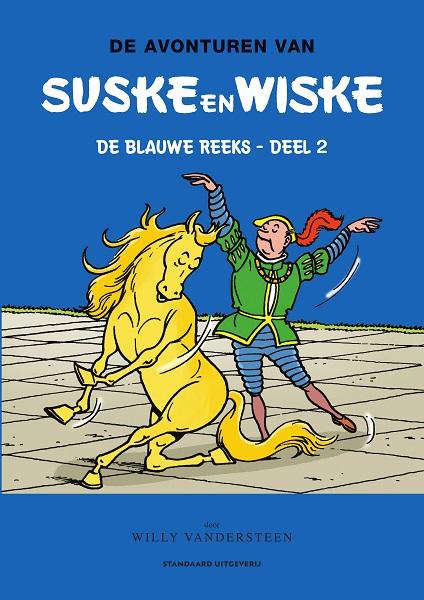 Suske en Wiske - De blauwe reeks - Deel 2 - Integraal
