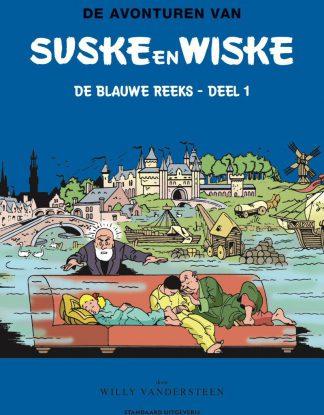 Suske en Wiske - De blauwe reeks integraal deel 1