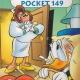 149 - Donald Duck pocket - De verschrikkelijke verpleegster