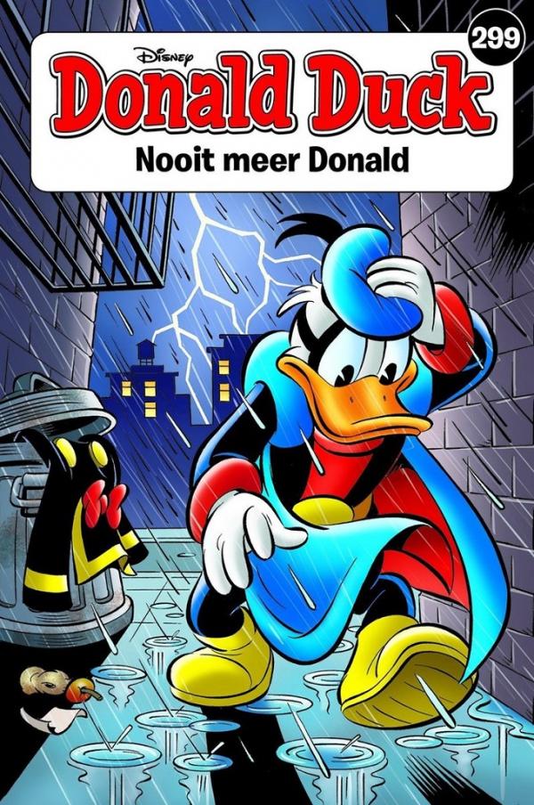 299 - Donald Duck pocket - Nooit meer Donald