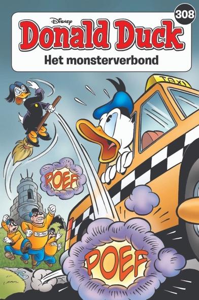 308 - Donald Duck pocket - Het monsterverbond