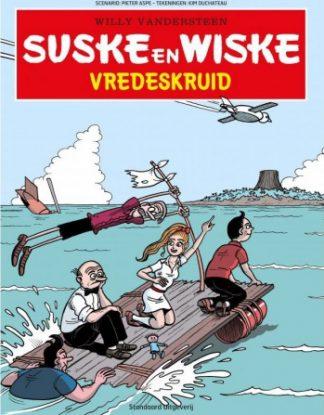 Suske en Wiske - Deel 3 - Vredeskruid - SOS kinderdorpen - België - 2015