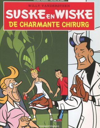 Suske en Wiske - Deel 3 -De charmante chirurg(SOS Kinderdorpen) Nederland