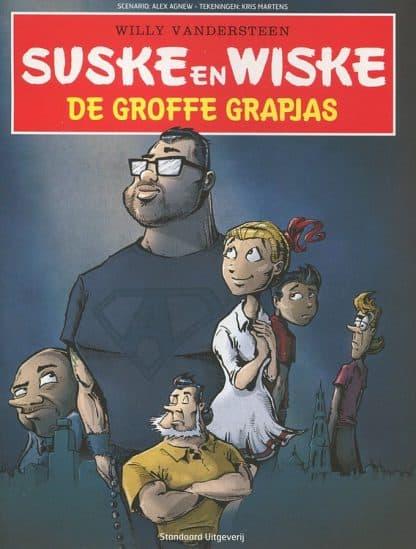 Suske en Wiske - Deel 5 - De groffe grapjas (SOS Kinderdorpen) België