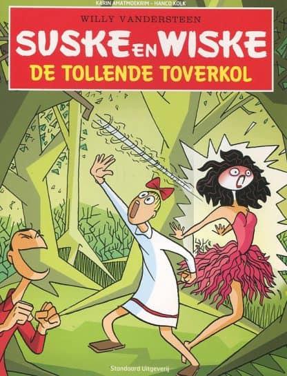 Suske en Wiske - Deel 5 - De tollende kovertol(SOS Kinderdorpen) Nederland - 2016