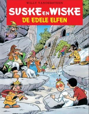 Suske en Wiske - De edele elfen - Luxe grootformaat - 2020 - Middelkerke