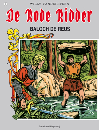 016 - De rode ridder - Baloch de reus