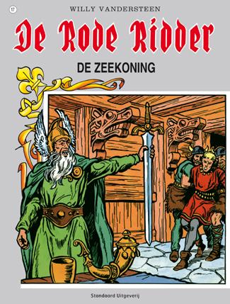 017 - De rode ridder - De zeekoning