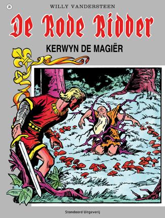020 - De rode ridder - Kerwyn de magiër