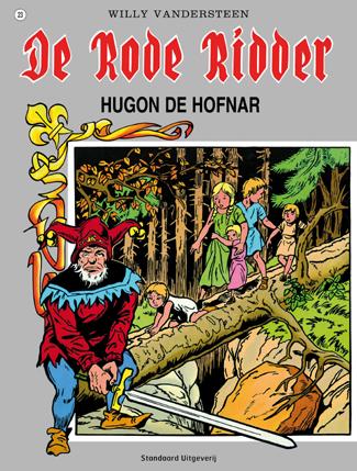 023 - De rode ridder - Hugon de hofnar