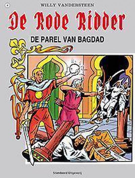 04 - De rode ridder - De parel van Bagdad