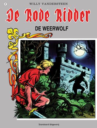 047 - De rode ridder - De weerwolf
