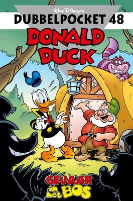 048 - Donald Duck Dubbelpocket - Gevaar in het bos
